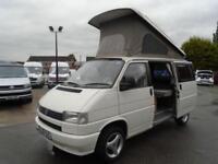 1992 Volkswagen Transporter 1992 4 door Camper Van