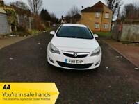 2011 Vauxhall Astra 1.7 CDTi ecoFLEX 16v Exclusiv 5dr +Aux +LEZ +HPI Clear