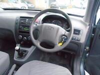 2005 55 HYUNDAI TUCSON 2.0 GSI CRTD 2WD 5D 111 BHP DIESEL