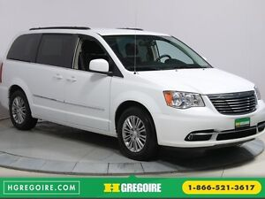 2016 Chrysler Town And Country Touring CUIR DVD MAGS