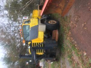 Mac Heavy Duty Plow Truck