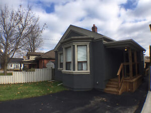 FULLY RENOVATED BUNGALOW IN WEST HARBOUR - STEPS FROM BAYFRONT!