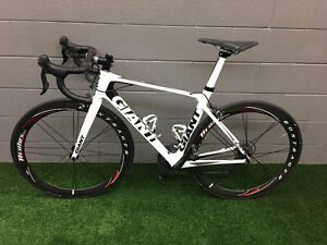 2012 Giant TCR Advanced with LOTS of Upgrades