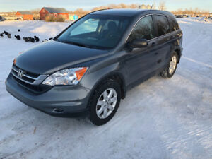 2010 Honda CR-V Command start
