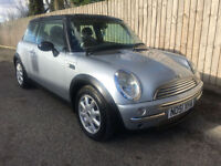2001 51 Mini Mini 1.6 Cooper Manual 53.3 mpg 116 bhp p/x