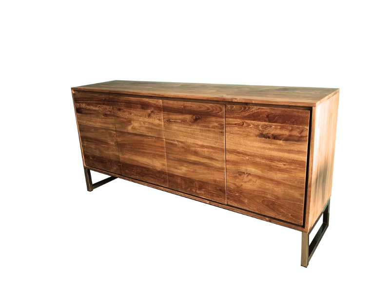 BOO FURNITURE SOLID TEAK WOOD - HILLS CABINET