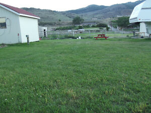 RV LOT FOR RENT ON OSOYOOS ACREAGE