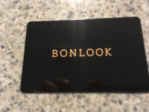 Bon Look GIFT CARD for sale
