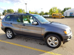 My Loss Is Your Gain! 2001 BMW X5 V8 AWD