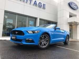 2017 Ford Mustang GT PremiumFORD EXECUTIVE DEMO . ORIGINAL LIST