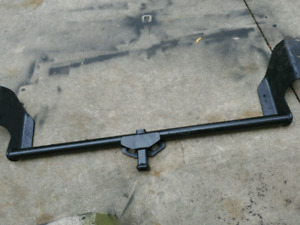 Hitch trailer for Honda Odyssey 2005 to 2007