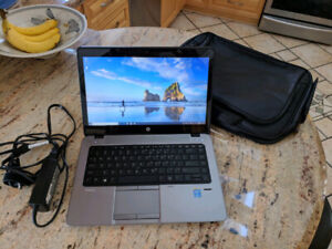 "HP 14"" Touch screen ultraportable i5 2.9GHz 8GB 256GB SSD"
