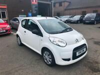 Citroen C1 1.0i 68 VTR - 1 year MOT, Warranty & AA Cover - FULL HISTORY