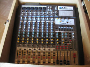 ALTO LYNX-MIX 124 USB MIXER