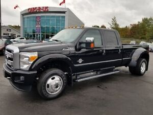 2016 Ford F-350 Super Duty Platinum