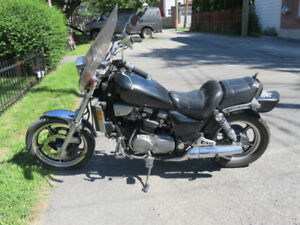 Excellente première moto