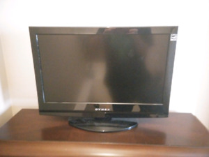 "21"" Dynex TV with built in DVD player"