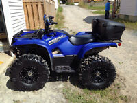 2014 Grizzly 700 FI EPS