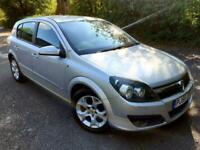 2007 Vauxhall Astra 1.6i 16V SXi 5 door/ Only 60k miles / FSH / Long MOT/ 2 KEYS