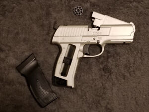 Crosman airsoft handgun