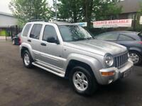 Jeep Cherokee 2.5TD ( 141bhp ) 4X4 Limited