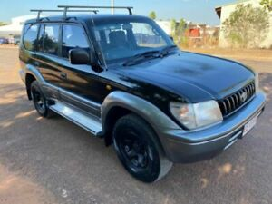 TOYOTA LANDCRUISER PARADO 1997 AUTOMATIC 4x4 Winnellie Darwin City Preview