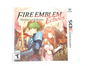 Fire Emblem - Shadows Of Valentia - Echoes