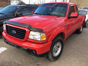 2008 Ford Ranger Sport Pickup just in for sale at Pic N Save!