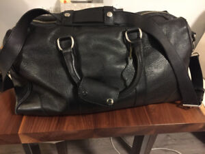 Weekend Travel Bag - Roots Small Banff Bag Prince - $250
