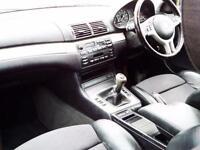 2002 02 BMW 3 SERIES 2.0 318I SE TOURING 5D 141 BHP