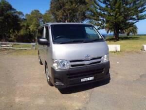 2011 Toyota Hiace Van/Minivan