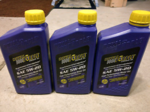 Royal Purple 5w-20 Full Synthetic Engine Oil