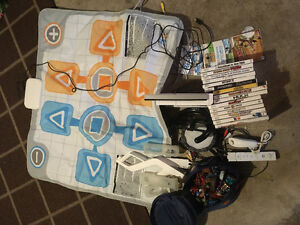 Nintendo wii and much more