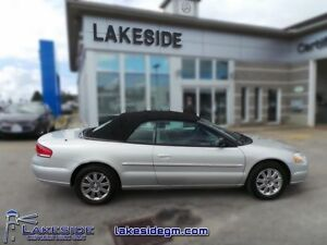 2004 Chrysler Sebring Limited   - local - trade-in