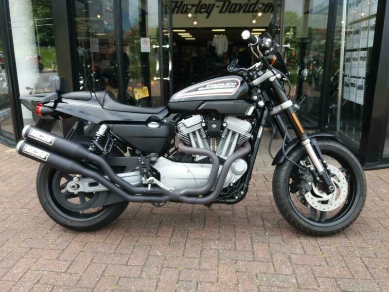 Harley-Davidson XR 1200 | in Plymouth, Devon | Gumtree