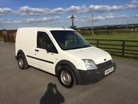 Ford transit connect t200 swb 75, 2006 (56) reg, tested, in white