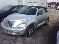 2005 Chrysler PT Cruiser DECAPOTABLE Cabriolet