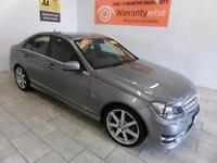 2011 Mercedes-Benz C220 2.1CDI Blue F 7G-Tronic Sport *BUY FOR ONLY £64 A WEEK*