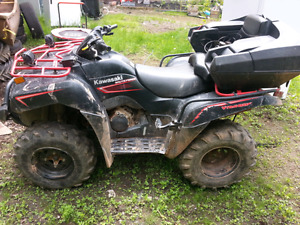 650 brute force 4x4 Atv For Sale