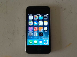 Iphone 4 16 GB - Good for IPAD, IPOD. New battery.