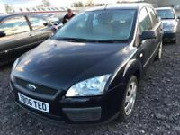 Ford Focus 1.4 LX 5 DOOR - 2006 06-REG - FULL 12 MONTHS MOT