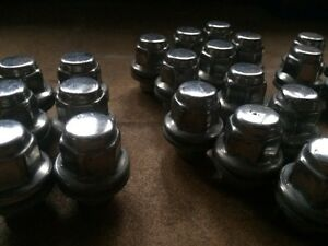Tacoma 24 Lug Nuts OEM (used 1yr off 07 steel rims) Kingston Kingston Area image 2
