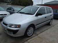 Mitsubishi Space Star 1.6 Mirage 5 DOOR HATCH