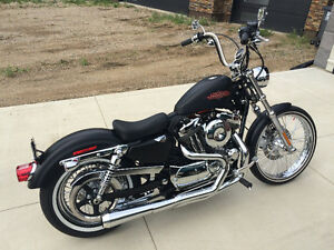 2013 Harley Davidson Sportster 72