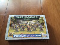 Warhammer 40k, Space Wolves Blood Claws