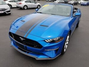 2019 Ford Mustang GT Premium / Track Pack / Extended Warranty