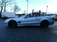 2002 Mercedes-Benz SL Series SL 500 2dr Auto, CLICK AND COLLECT/DELIVERY Convert
