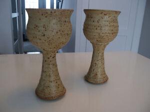 Deux coupes médiévales