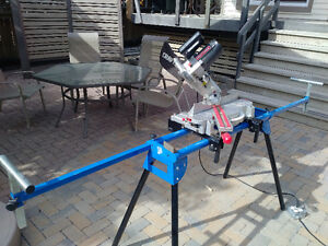 Craftsman 10'' Miter Saw and Stand