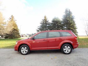 2013 Dodge Journey SE Crossover- 2 SETS OF TIRES INCLUDED!!